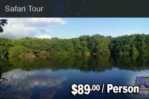 JamWestJeep Safari tour