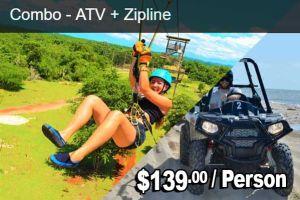 JamWest ATV Tour & Zipline