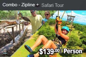 JamWest Ziplineand Safari