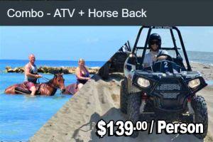 JamWest ATV Tour &Horseback Ride