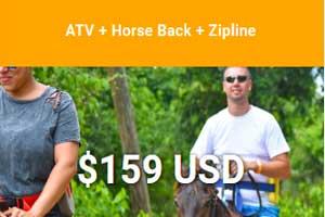 ATV + HB + ZIPLINE